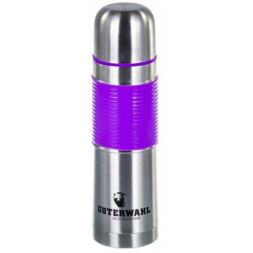 Классический термос Guterwahl Keep warm, 0.5 л фиолетовый