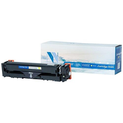 Фото - Картридж NV Print NV-054HY для Canon, совместимый картридж nv print nv 054hm для canon совместимый