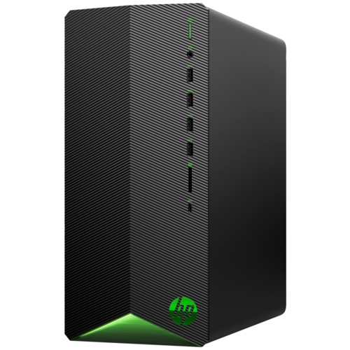 Игровой компьютер HP Pavilion Gaming TG01-1017ur (2S8F4EA) Mini-Tower/AMD Ryzen 5 4600G/16 ГБ/512 ГБ SSD/NVIDIA GeForce GTX 1650/DOS черный