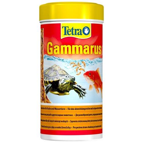 Сухой корм для рептилий Tetra ReptoMin Gammarus 250 мл
