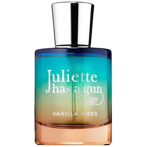 Фото - Парфюмерная вода Juliette Has A Gun Vanilla Vibes, 50 мл парфюмерная вода juliette has a gun gentlewoman 100 мл