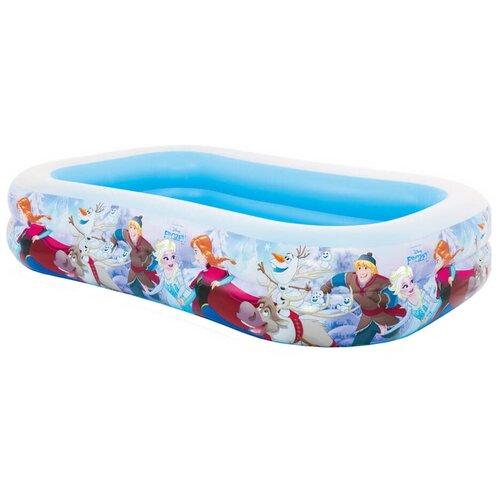 Детский бассейн Intex Frozen heart 58469 детский бассейн intex 58439