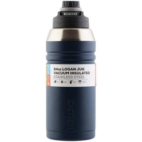 Классический термос Igloo Logan 64, 1.9 л denim
