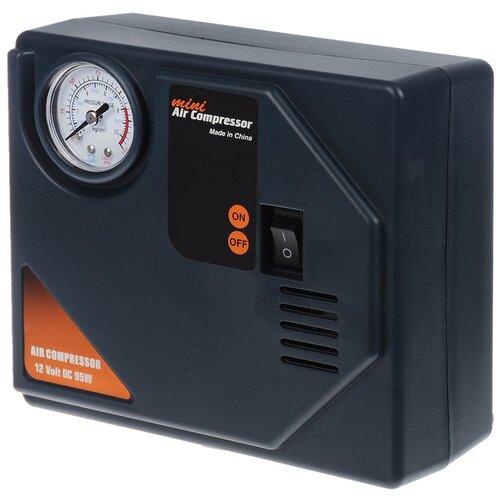 Автомобильный компрессор RUNWAY RACING YC2117 темно-серый