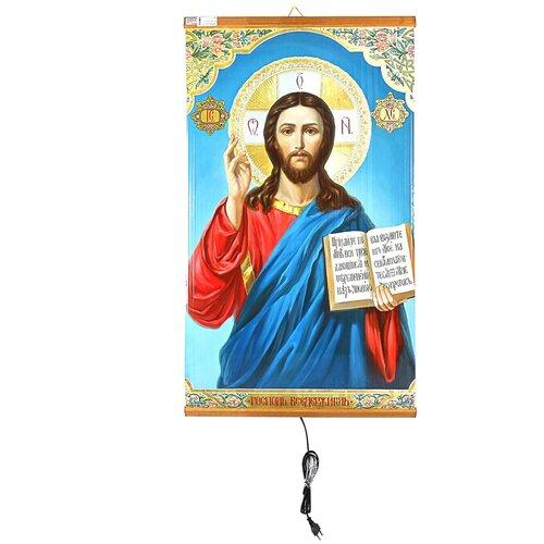 Электрообогреватель настенный Домашний очаг Господь-вседержитель