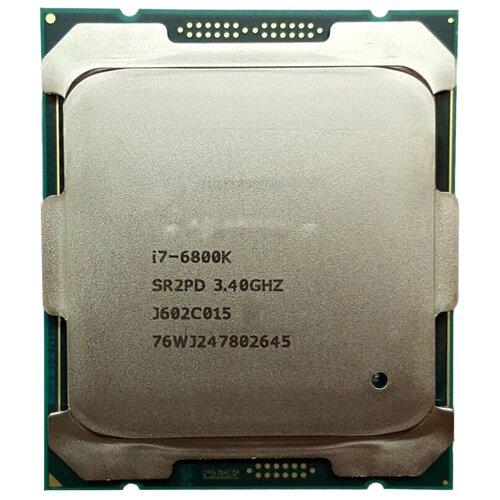 Процессор Intel Core i7-6800K, OEM