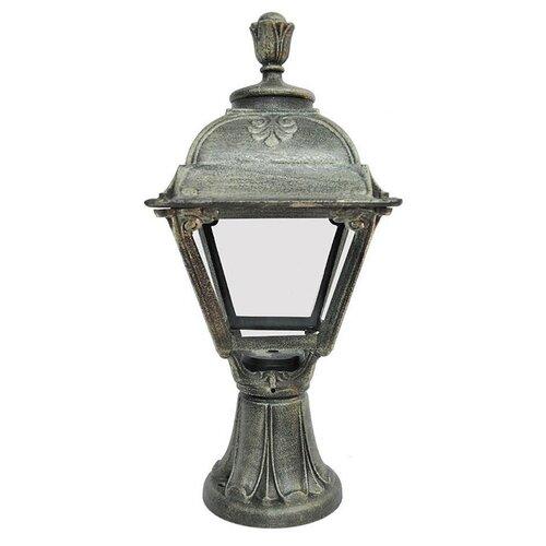 Фото - Fumagalli Наземный светильник Cefa U23.111.000.BXF1R, E27, 6 Вт, цвет арматуры: бронзовый, цвет плафона бесцветный fumagalli наземный светильник rut e26 111 000 bxf1r