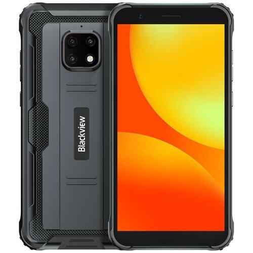 Смартфон Blackview BV4900 Pro, черный смартфон blackview bv4900 черный оранжевый