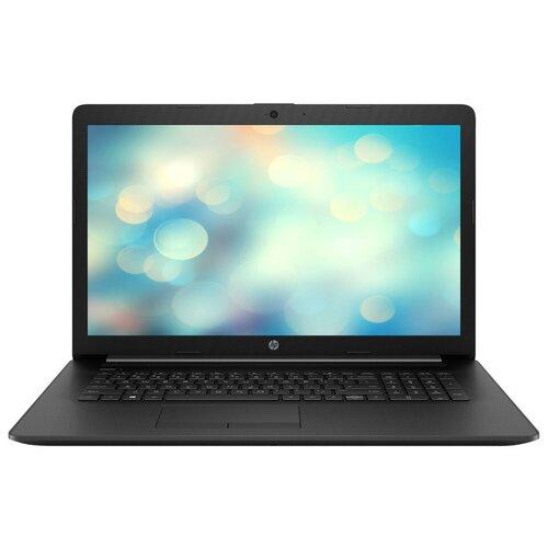 Ноутбук HP 17-by4011ur (Intel Core i5 1135G7 2400MHz/17.3/1600x900/8GB/256GB SSD/Intel Iris Xe Graphics/DOS) 2Y4G1EA, черный