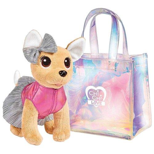 Мягкая игрушка Simba Chi-chi love Собачка Shimmer 20 см