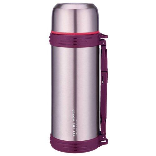 Классический термос Winner WR-8268, 1.8 л фиолетовый