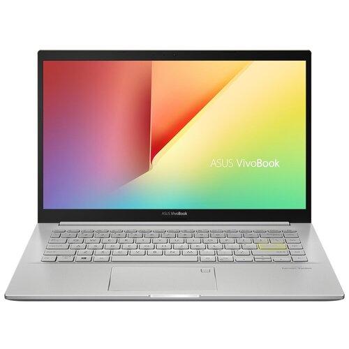 "Ноутбук ASUS VivoBook 14 K413JA-EB312T (Intel Core i3 1005G1 1200MHz/14""/1920x1080/8GB/256GB SSD/Intel UHD Graphics/Windows 10 Home) 90NB0RCG-M04250 Transparent Silver & Hearty Gold"