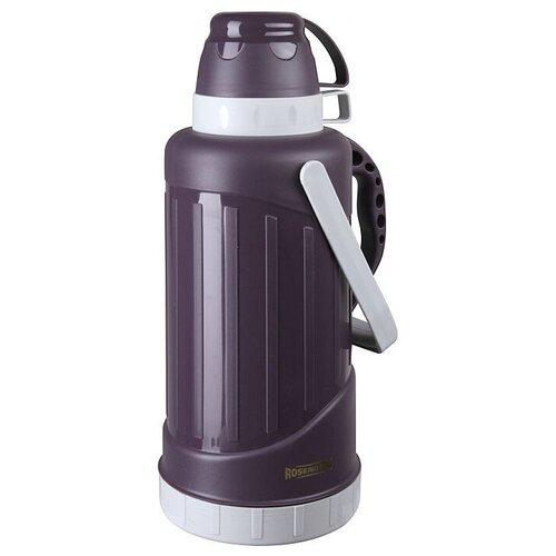 Классический термос ROSENBERG RPL-420005, 3.2 л фиолетовый