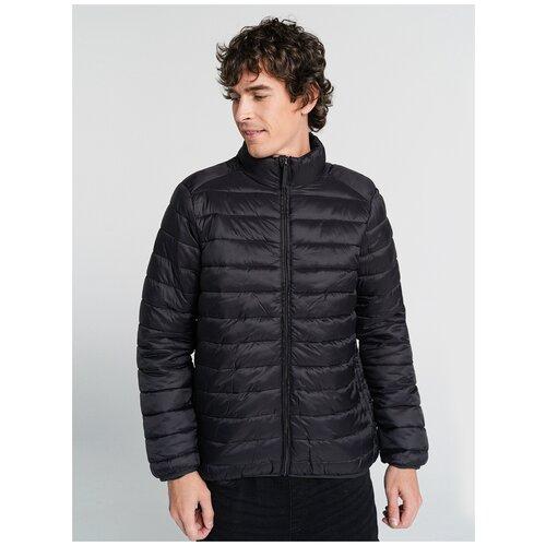 Куртка на синтепоне ТВОЕ A6610 размер M, черный, MEN