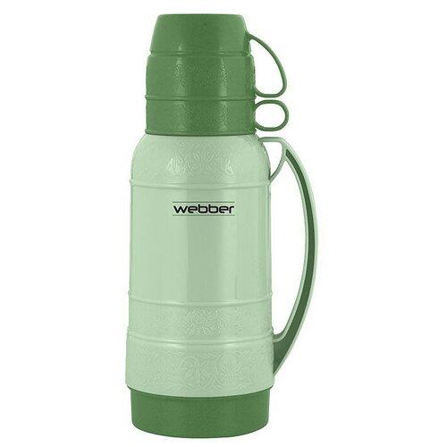 Классический термос Webber 25010, 1 л зеленый