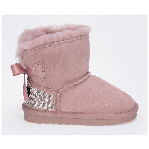 Угги KENKA размер 32, розовый