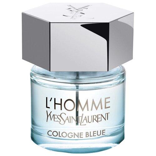 Купить Туалетная вода Yves Saint Laurent L'Homme Cologne Bleue, 60 мл
