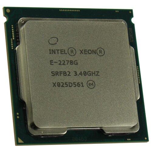 Процессор Intel Xeon E-2278G, OEM