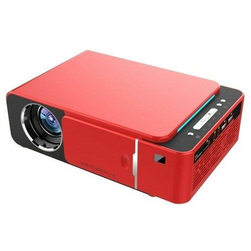 Фото - Проектор TouYinGer T6A + Wi-Fi (Красный) проектор touyinger l7a