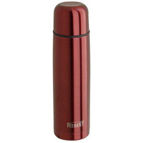 Классический термос REGENT inox Bullet 93-TE-B-1-1000, 1 л красный