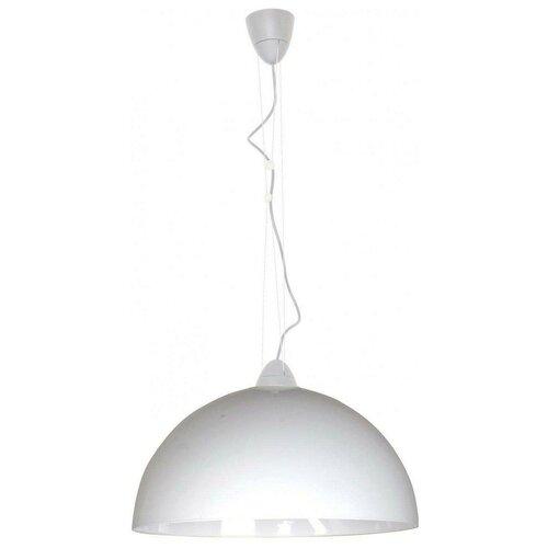 Потолочный светильник Nowodvorski Hemisphere White 4856, 60 Вт потолочный светильник nowodvorski hemisphere 4843 60 вт