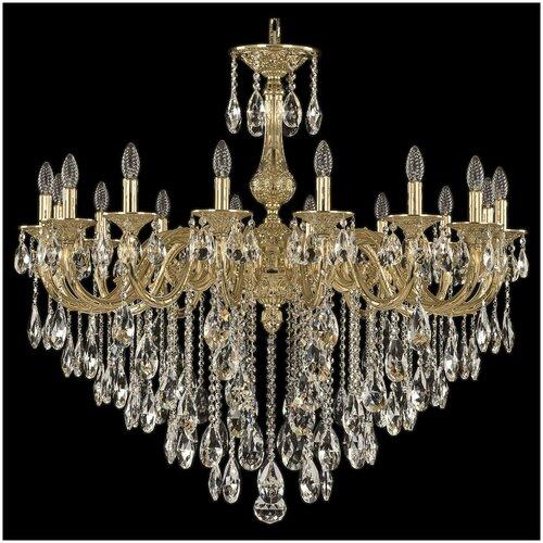 Фото - Люстра Bohemia Ivele Crystal 71101/16/360 B G, E14, 640 Вт люстра bohemia ivele crystal 7201 72301 12 360 b g e14