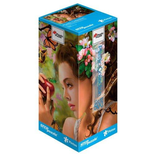 Пазл Step puzzle Plastic Collection Искушение (98035), 500 дет. пазл step puzzle plastic collection дракон и фея 98019 500 дет