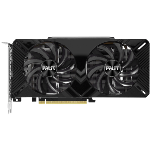 colorful geforce gtx 1660 ti graphics card Видеокарта Palit GeForce GTX 1660 Ti Dual OC 6GB (NE6166TS18J9-1160A), Retail