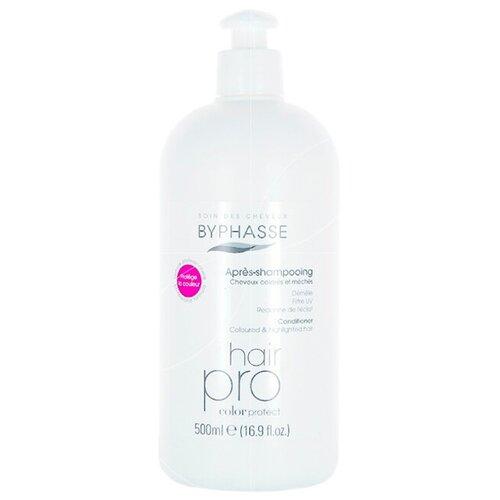 Купить Защитный кондиционер для окрашенных волос Byphasse Hair Pro Color Protect Conditioner 500 мл