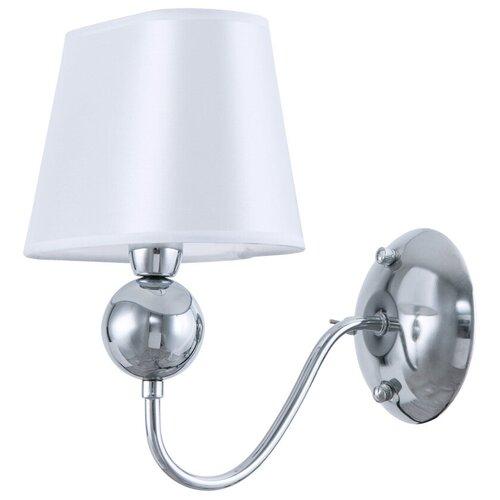 Фото - Бра Arte Lamp A4012AP-1CC, с выключателем, 60 Вт бра arte lamp serenata a3479ap 1cc с выключателем 40 вт