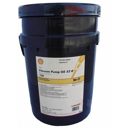 Вакуумное масло SHELL Vacuum Pump Oil S2 R 100 20 л