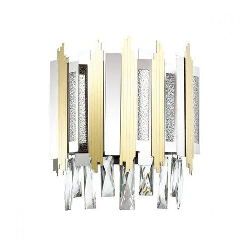 Фото - Настенный светильник Odeon Light Runa 4635/2W, E14, 80 Вт настенный светильник odeon light foscara 4719 2w 80 вт