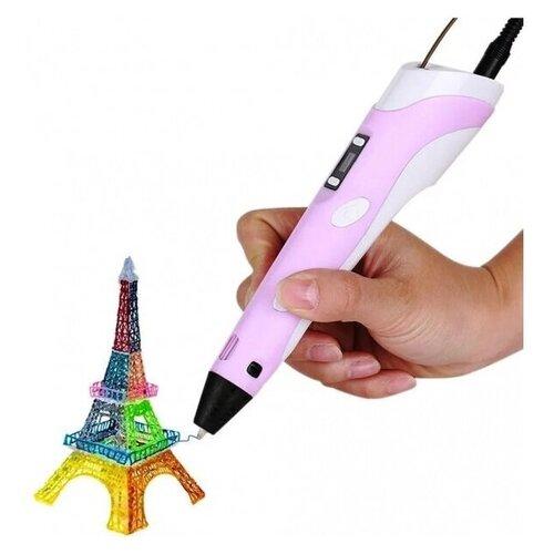 Купить 3D ручка MyRiwell RP100B, (Розовый), 3D-ручки