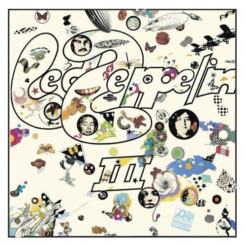 Виниловая пластинка Warner Music Led Zeppelin - Led Zeppelin III (1LP)