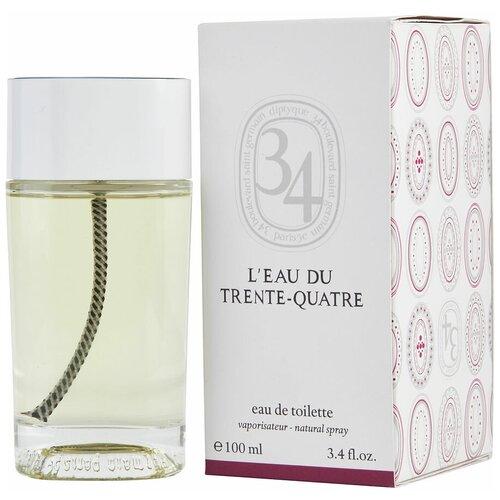 Купить Туалетная вода Diptyque L'Eau du Trente-Quatre, 100 мл
