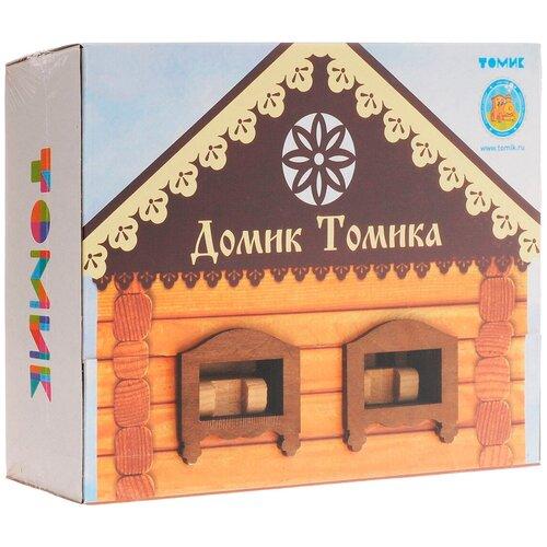Конструктор Томик Домик Томика 1-23 Терем