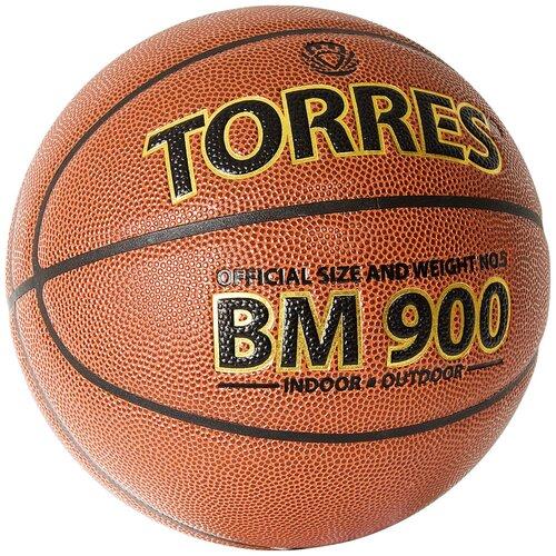 Мяч баскетбольный TORRES BM900, р.5 (B32035)
