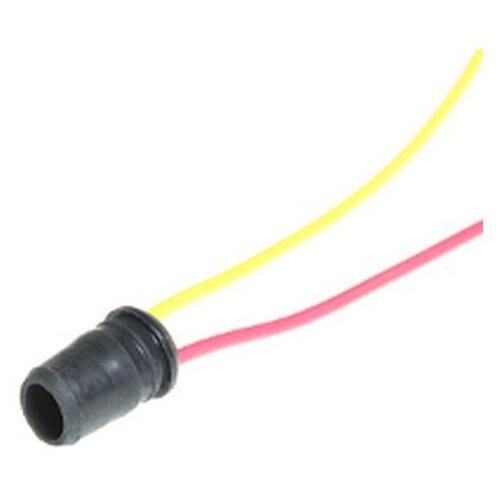 Патрон лампы 2.1х9.5d (б/цокольн.) W5W, Т10 с проводом, (тип 4) с внутр. пыльником (YADA) (Производитель: Nord YADA 903181)