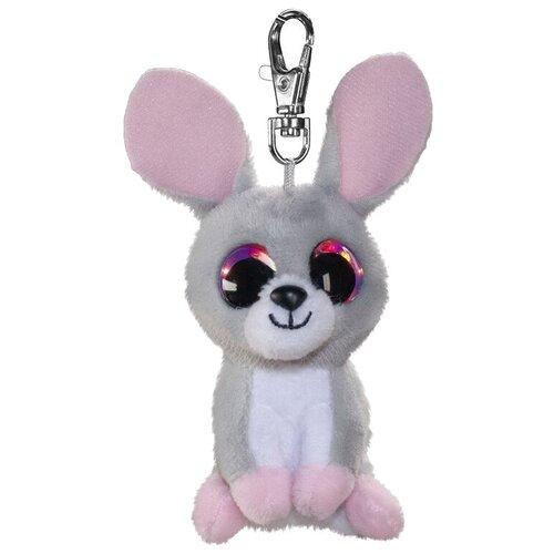 Купить Игрушка-брелок Lumo Stars Кролик Pupu 8, 5 см, Мягкие игрушки