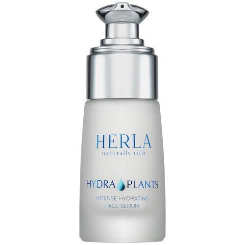 HERLA Интенсивно увлажняющая сыворотка для лица Hydra Plants intense hydrating face serum, 30 мл