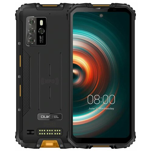 Смартфон OUKITEL WP10 5G оранжевый