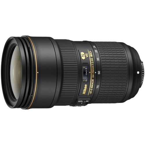 Фото - Объектив Nikon 24-70mm f/2.8E ED VR AF-S Nikkor объектив nikon af s nikkor 500mm f 5 6e pf ed vr