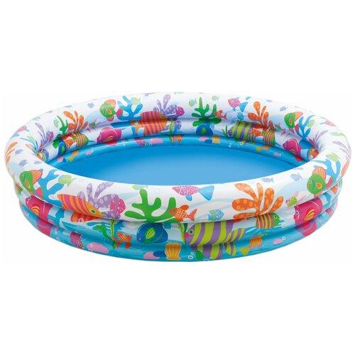 Детский бассейн Intex Fishbowl 59431 детский бассейн intex 58439