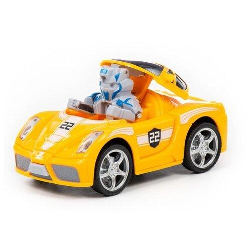 Купить Робот Воин ДЕФОРМ №1, автомобиль инерционный (со светом и звуком) (в коробке), Полесье, Машинки и техника
