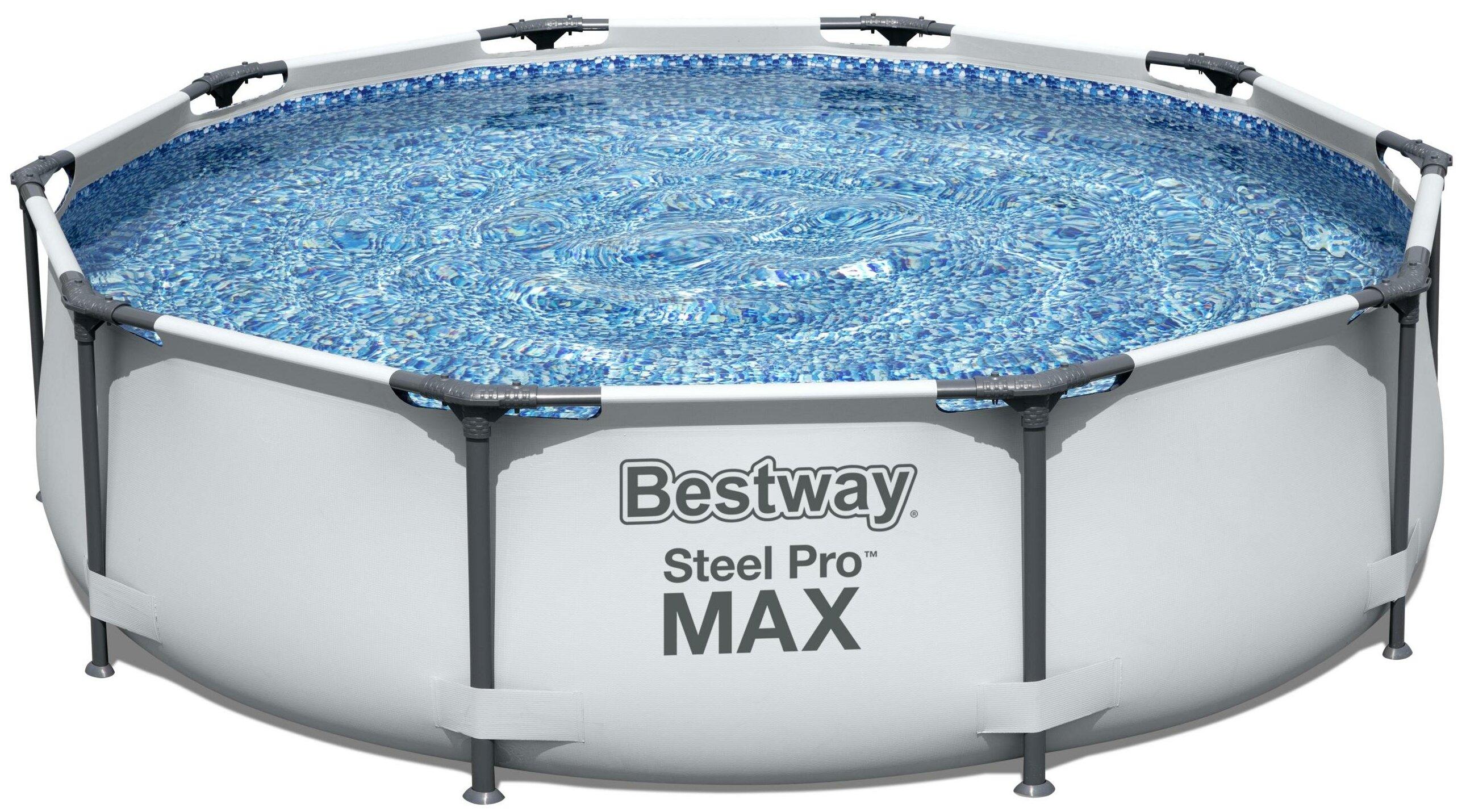 Бассейн Bestway Steel Pro MAX 56059/56408