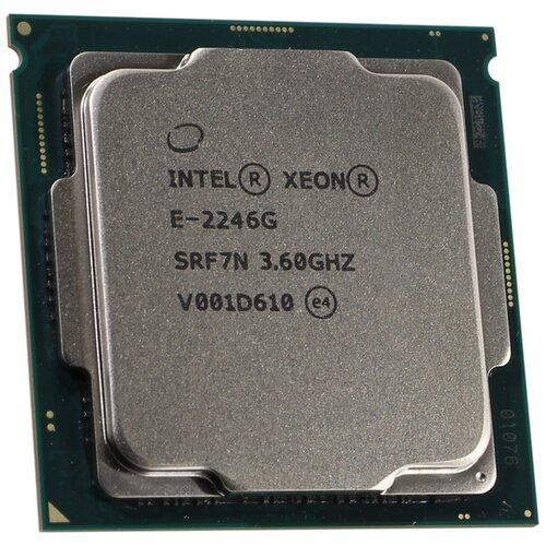 Процессор Intel Xeon E-2246G, OEM