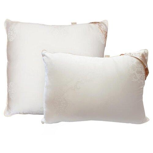 Подушка Cleo Silk Dreams SD-004 Голден; размер 50 х 70 подушка cleo подушка детская 037 экофайбер 50 70 см