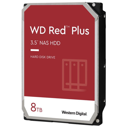 Жесткий диск Western Digital WD Red 8 TB WD80EFAX