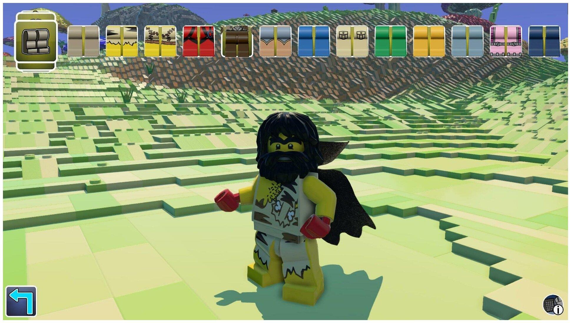 лего игры майнкрафт #3