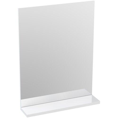 Зеркало Cersanit Melar LU-MEL 50х65 без рамы тумба под раковину cersanit melar b su mel cm40